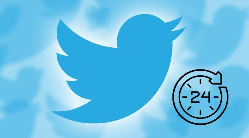 Twitter fleets historias error