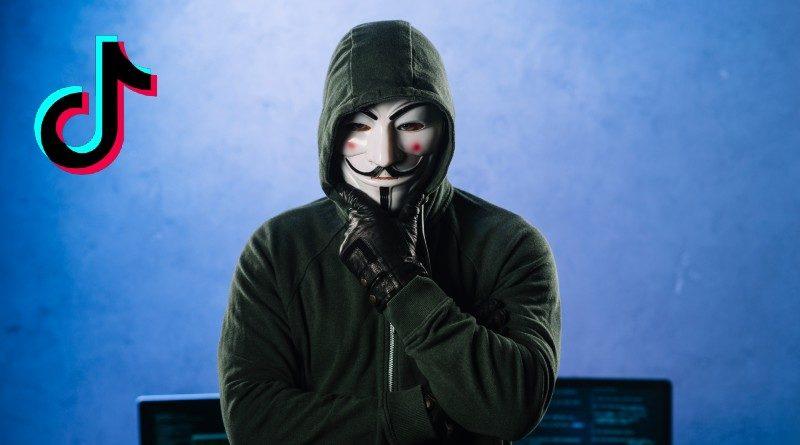 Anonymous acusa a TikTok de espía