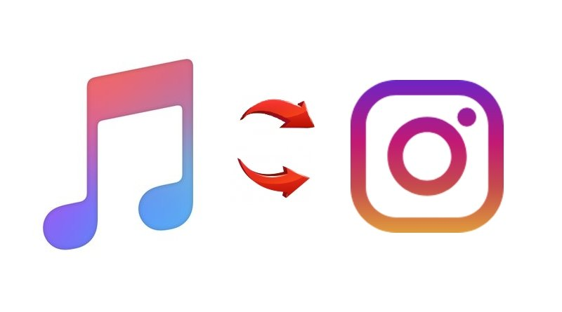 Apple Music Historias de Instagram
