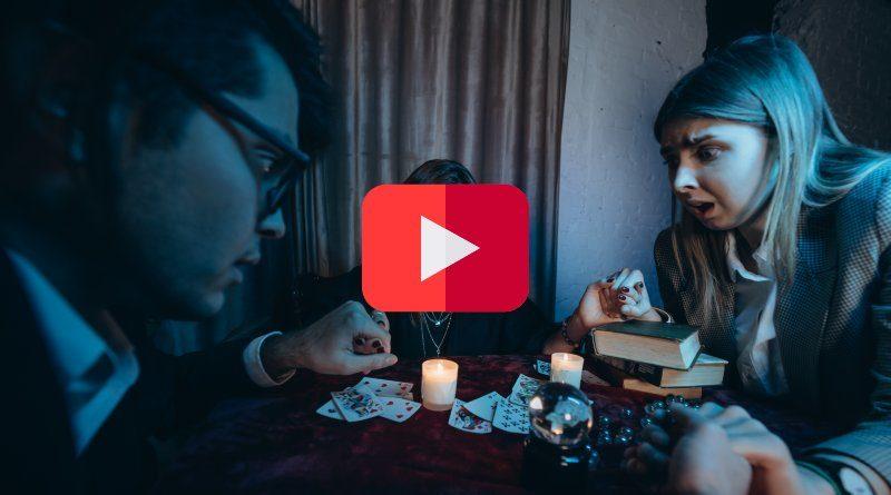 Canales de Terror en YouTube