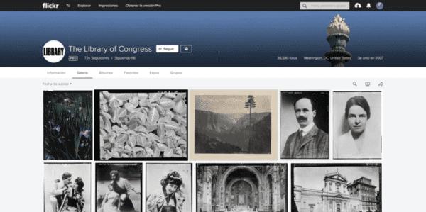 Flickr imágenes gratuitas