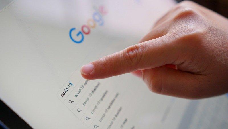Google resaltar búsqueda