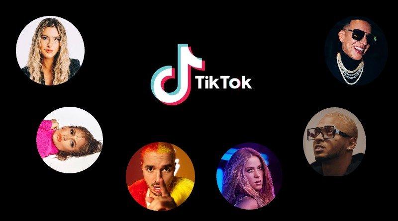 Latinos con más seguidores en TikTok