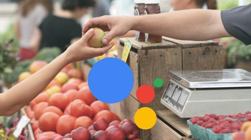 Lista de la compra compartida con Google Assistant