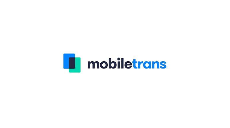 Logotipo de MobileTrans