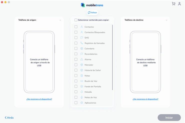 Mobiletrans descarga de archivos