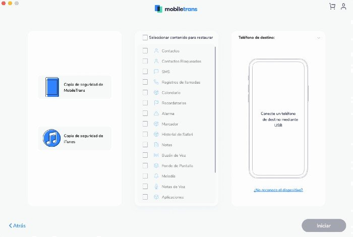 Mobiletrans app