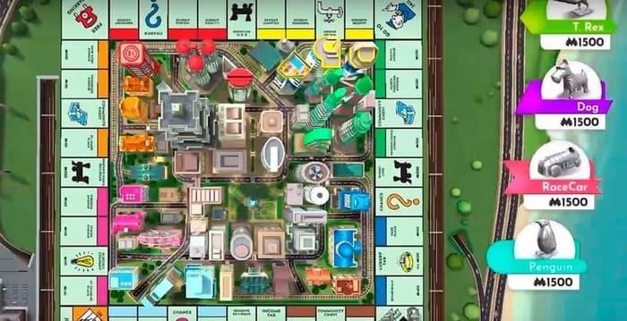 Monopoly juego de tablero para Android