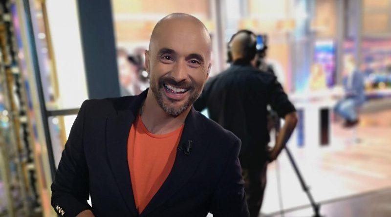 Periodista Sergio Morante