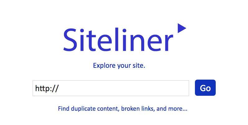 Siteliner herramienta gratuita