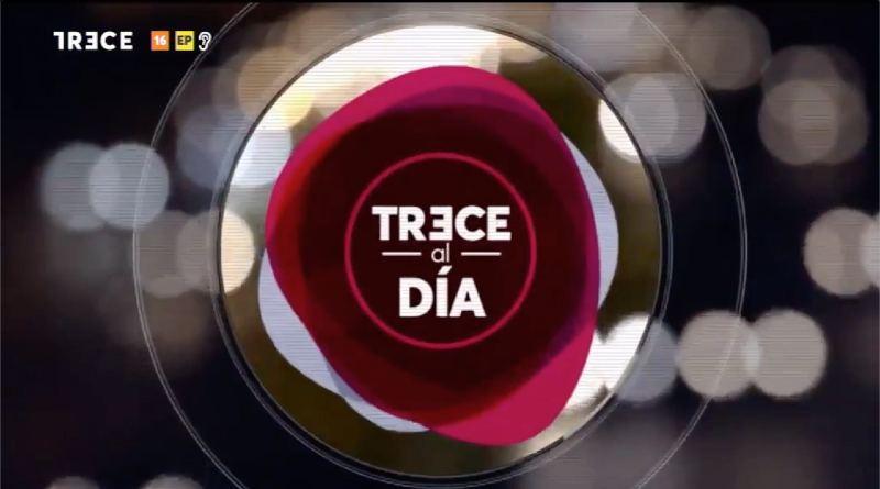 Logo Trece Al Día
