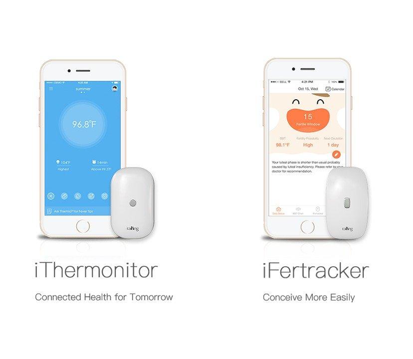 iThermonitor app fiebre