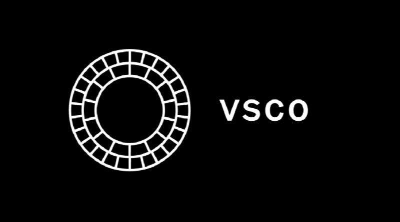 VSCO app para fotografías profesionales