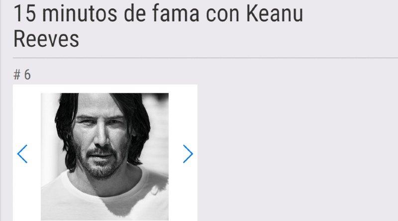 Keanu Reeves Zoom