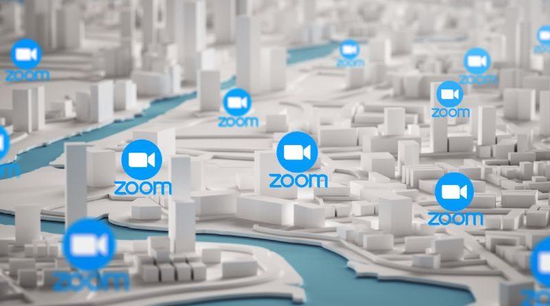 Zoom crear salas pequeñas