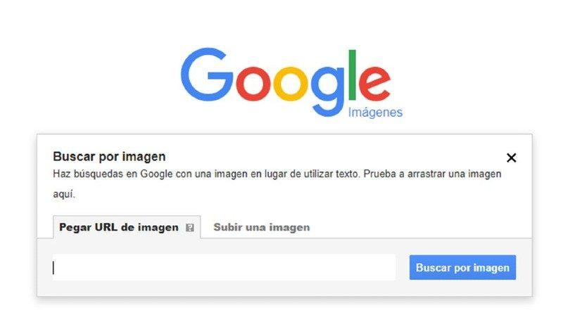 Búsqueda inversa de imágenes en Google