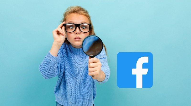 Facebook registro de actividades