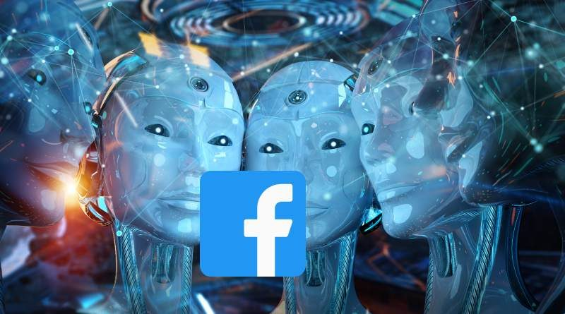 Facebook bots IA