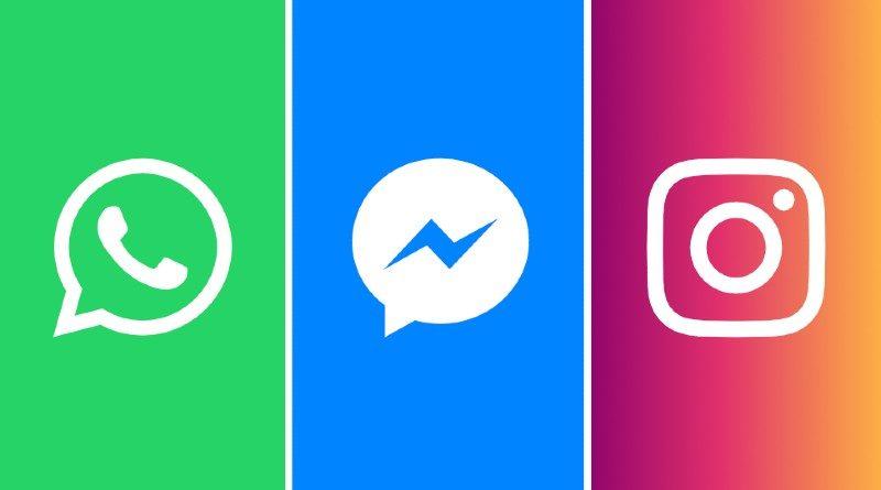Apps mensajería Facebook