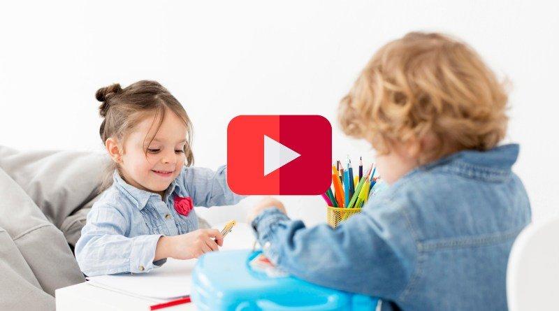 Niños famosos de YouTube