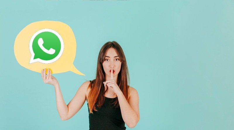 WhatsApp silenciar mensajes