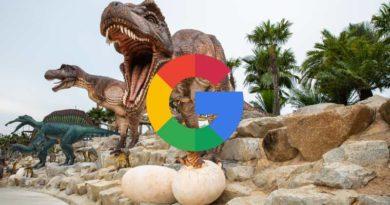 Cómo añadir dinosaurios en fotos y vídeos con la realidad aumentada de Google