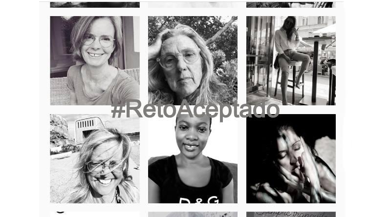 Desafío mujeres Instagram
