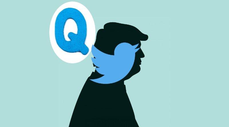 Twitter bloquea y elimina QAnon