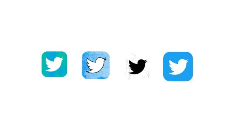 Nuevos diseños Twitter iOS