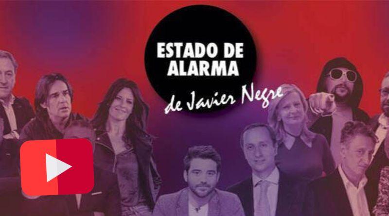 Javier Negre Estado de Alarma