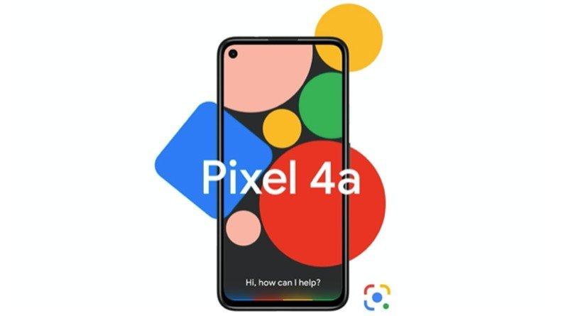 Google Pixel 4a móvil