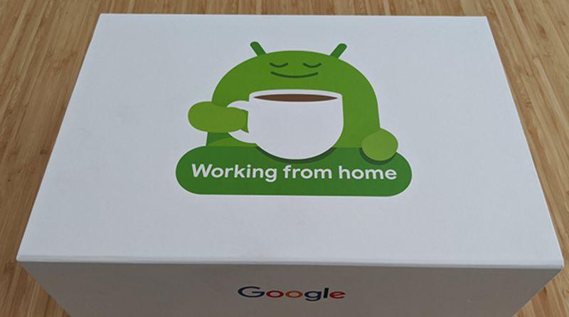 Caja de Trabajo de Google