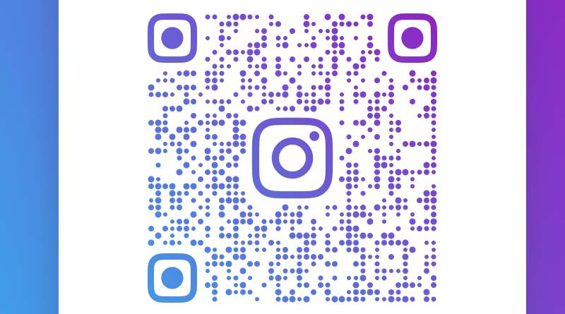 Código QR Instagram