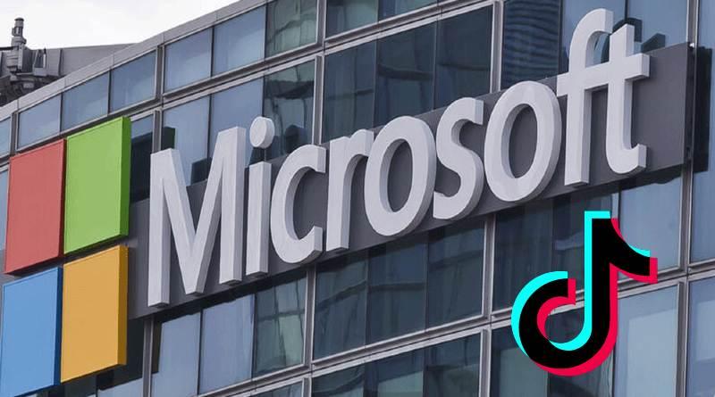 Microsoft Logo Tiktok