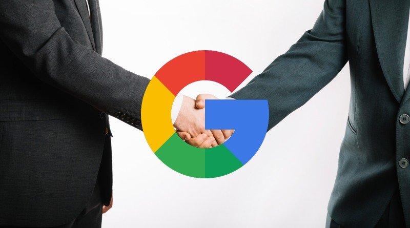 Tarjeta virtual Google