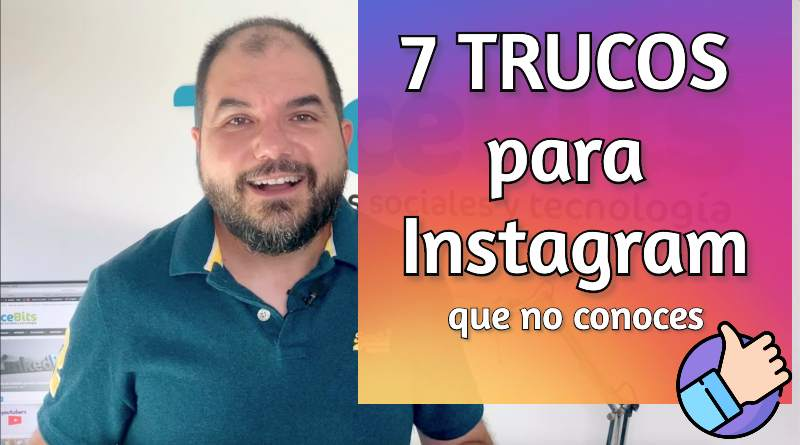 Vídeo Trucos Instagram