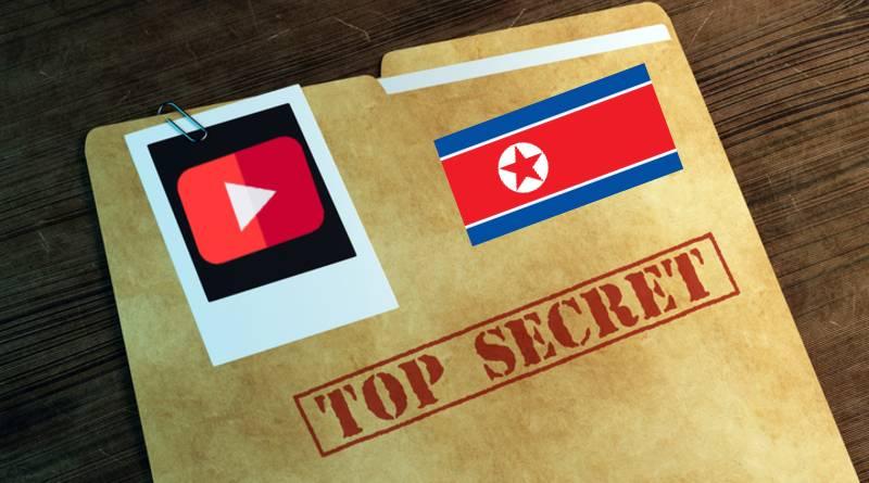 Mensaje espía en YouTube
