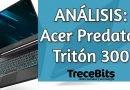 Análisis: nuevo portátil gaming Predator Tritón 300 [Vídeo]