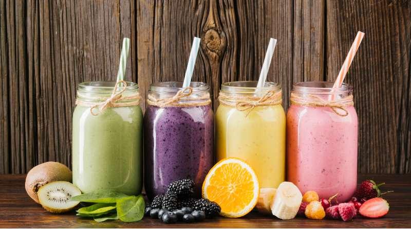 Aplicaciones recetas de jugos y batidos