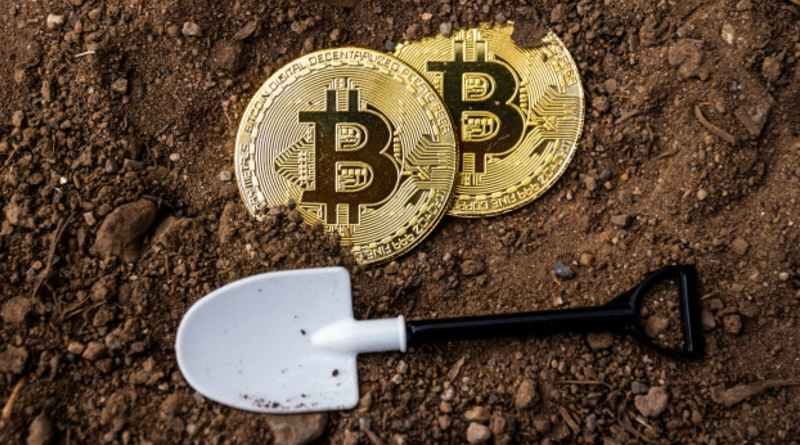 Robar bitcoin escondidos