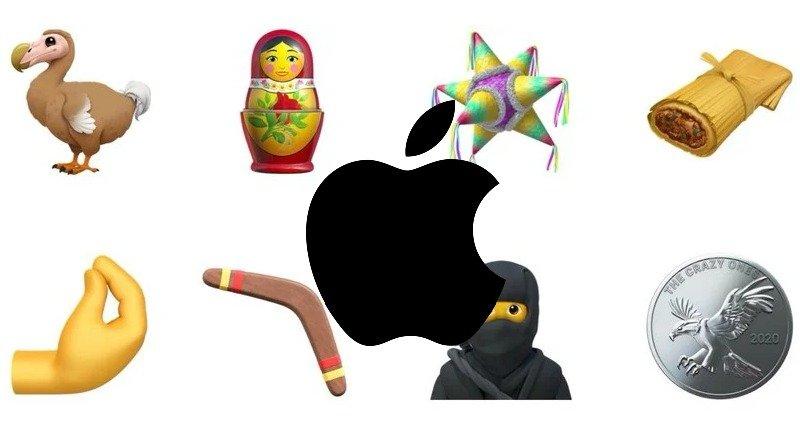 Actualizar iOS 14.2 emojis