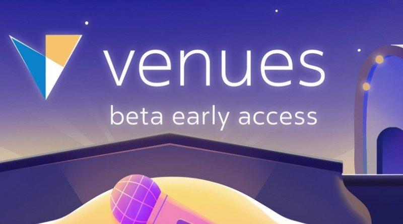Facebook Venues Beta