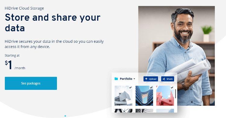 HiDrive Cloud