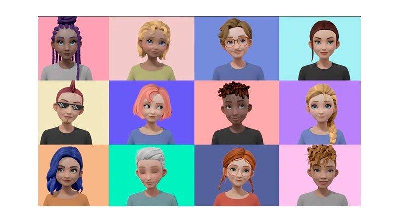 Como crear un avatar virtual