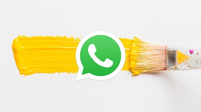 Paint WhatsApp Web
