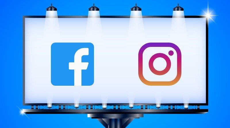 Facebook Instagram ocultar publicidad