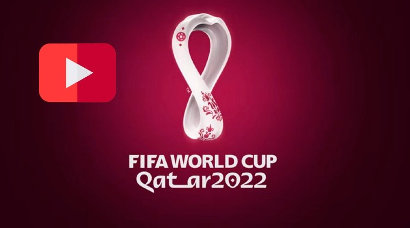 Qatar 2022 transmisiones Youtube