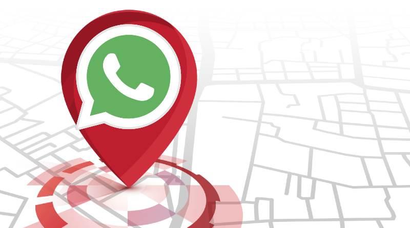 Donde está usuario WhatsApp