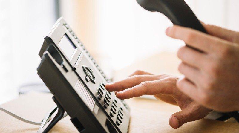 Fraude telefónico Voice Phishing