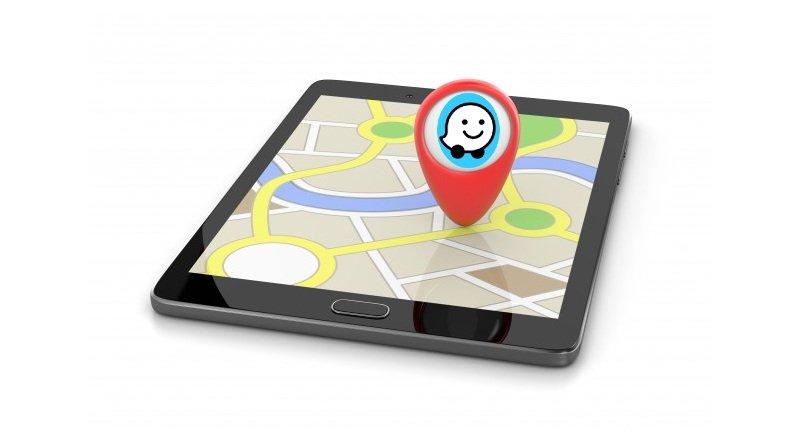 Waze crear ruta